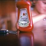 Heinz tomato ketchup
